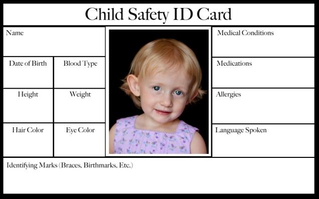 ChildSafetyCard